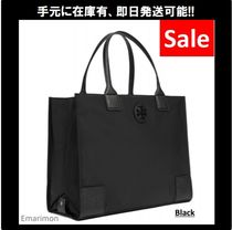 ★Tory Burch★ ELLA PACKABLE TOTE エラトート A4収納OK 黒