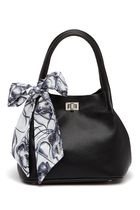 *Steve Madden* Izzie Medium Satchel with Scarf