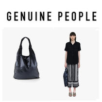 【GENUINE PEOPLE】●日本未入荷●Metallic Shoulder Bag