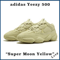 "【adidas】激レア ☆ 入手困難 Yeezy 500  ""Super Moon Yellow"""