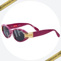 【18SS】Supreme Plaza Sunglasses プラザ サングラス Magenta