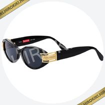 【18SS】Supreme Plaza Sunglasses プラザ サングラス Black 黒