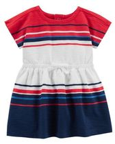 carter's(カーターズ) ワンピース Carter's★Fourth Of July Jersey Dress★