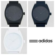 Adidas Process Silicone Watch 3カラー 人気腕時計