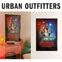 人気海外ドラマ☆Urban Outfitters☆Stranger Things ポスター