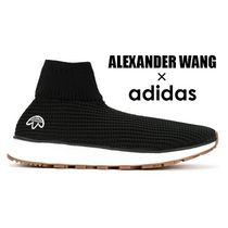 【関税込】■ALEXANDER WANG×adidas■Run Clean スニーカー