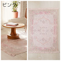 UO★Iona Dotted Medallion Print Rug★183×274cm