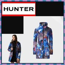 HUNTER women's original 3 layer smock レインコート