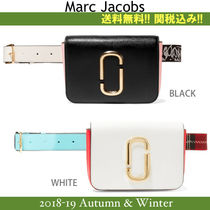 18AW関税込★MARC JACOBS The Hip Shot convertibleベルトバッグ