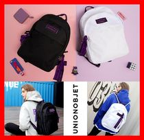EXO着用★2018ss【UNIONOBJET】★ULTRA VIOLET BACKPACK★2色★