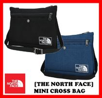 ☆韓国の人気☆【THE NORTH FACE】☆ MINI CROSS BAG ☆2色☆