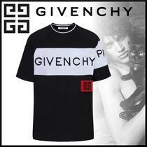 GIVENCHY ジバンシィ 18AW GIVENCHY PARIS 4Gロゴ Tシャツ