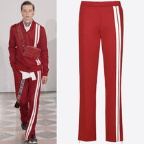 18SS VM173 LOOK25 SIDE BAND TRACK PANTS