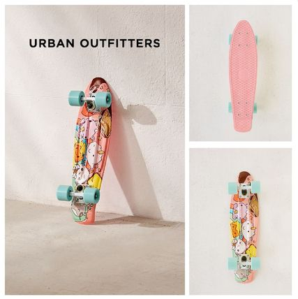 Urban Outfitters スポーツその他 新作☆UrbanOutfitters☆Smoko Cruiser Skateboard☆税送込