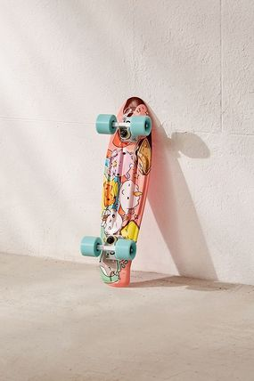 Urban Outfitters スポーツその他 新作☆UrbanOutfitters☆Smoko Cruiser Skateboard☆税送込(2)