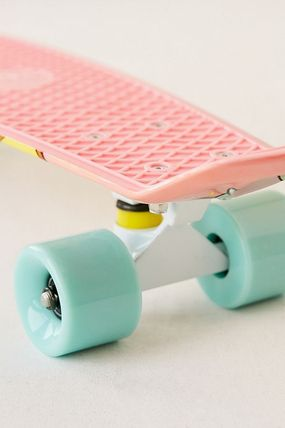 Urban Outfitters スポーツその他 新作☆UrbanOutfitters☆Smoko Cruiser Skateboard☆税送込(4)