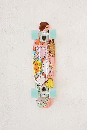 Urban Outfitters スポーツその他 新作☆UrbanOutfitters☆Smoko Cruiser Skateboard☆税送込(5)
