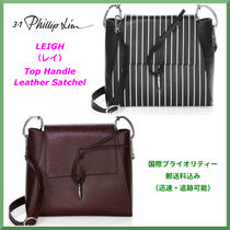 3.1 Phillip Lim -- Leigh Top Handle Leather Satchel