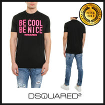 D SQUARED2 ディースクエアード プリントTシャツ S71GD0669