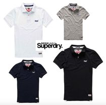 ◆Superdry◆Classic Pique SS ポロシャツ 全4色
