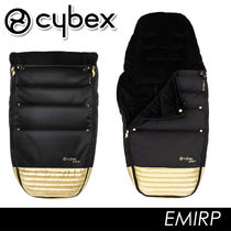 CYBEX★ BLACK & GOLD PRIAM フットマフ