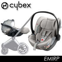 CYBEX★MID GREY KOI CLOUD Qカーシート