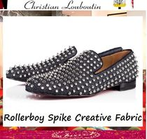 クリスチャンルブタン Rollerboy Spike Creative Fabric 2018