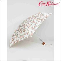 【Cath Kidston】 Tiny 2 Kingswood Rose Ivory Umbrella