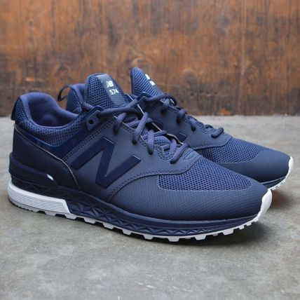 official photos 3f66e f5cc9 【関税・送料無料】NEW BALANCE MEN 574 SPORT MS574SNV