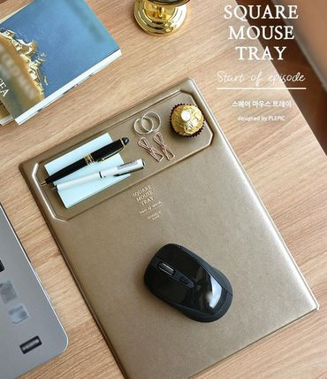 【PLEPIC】 Square Mouse Tray