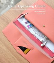 【PLEPIC】 Extra Openning Clutch