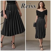 "☆2018SS新作☆【REISS】""WILLOW''ミディ丈スカート"