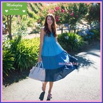 【kate spade】復刻★爽やか♪chambray patio dress★