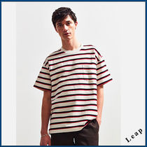【UrbanOutfitters】 先取新作!カラーボーダーTシャツ White★