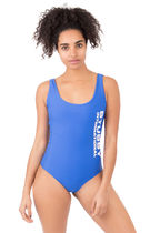 【関税・送料無料】Wells One PC Swim Suit -Royal Blue