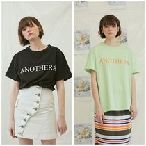 ANOTHER A(アナザーエー) Tシャツ・カットソー ANOTHER A(アナザーエー)のBasic anothera t-shirt 全3色