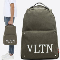 18SS VM201 VLTN CANVAS BACKPACK