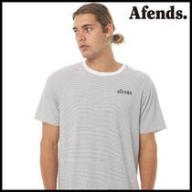 AFENDS(アフェンズ) Tシャツ・カットソー 【人気】AFENDS(アフェンズ)★Em Ef Ge メンズ Tシャツ