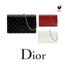 Dior【2-5日着】STARS WALLET ON CHAIN クラッチ*国内発送*