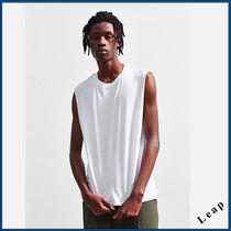 【UrbanOutfitters】 先取新作!Washedタンクトップ・Ivory★