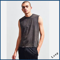 【UrbanOutfitters】 先取新作!Washedタンクトップ・Black★