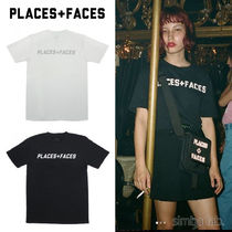 PLACES+FACES 3M Logo Tee リフレクティブ ロゴ Tシャツ