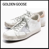 (ゴールデングース) GOLDEN GOOSE G29MS590 F56 WHITE CAMEL