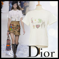 DIOR新作 2018SS♡Love Forever Tシャツ