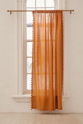 Urban Outfitters カーテン 大人気♪ Urban Outfitters Pompom Curtain カーテン(13)