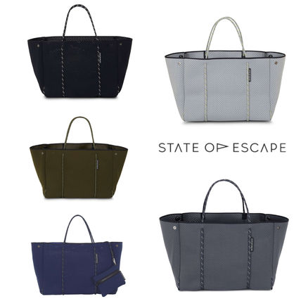 State of Escape トートバッグ ◆STATE OF ESCAPE◆人気モデル◆エスケープ◆軽量トートバッグ