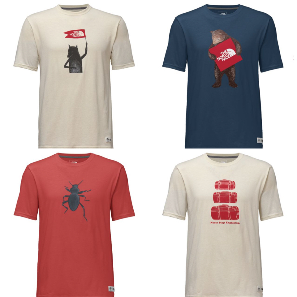 8fc88e7a4 THE NORTH FACE 2018 SS T-Shirts