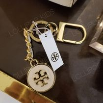 2018SS♪ Tory Burch★ MERCER LEATHER KEY FOB