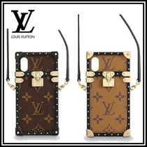 【Louis Vuitton】★国内発送★アイ・トランク IPHONE X