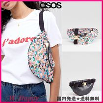 ★ASOSポーチバッグAccessorize exotic sequin bumbag